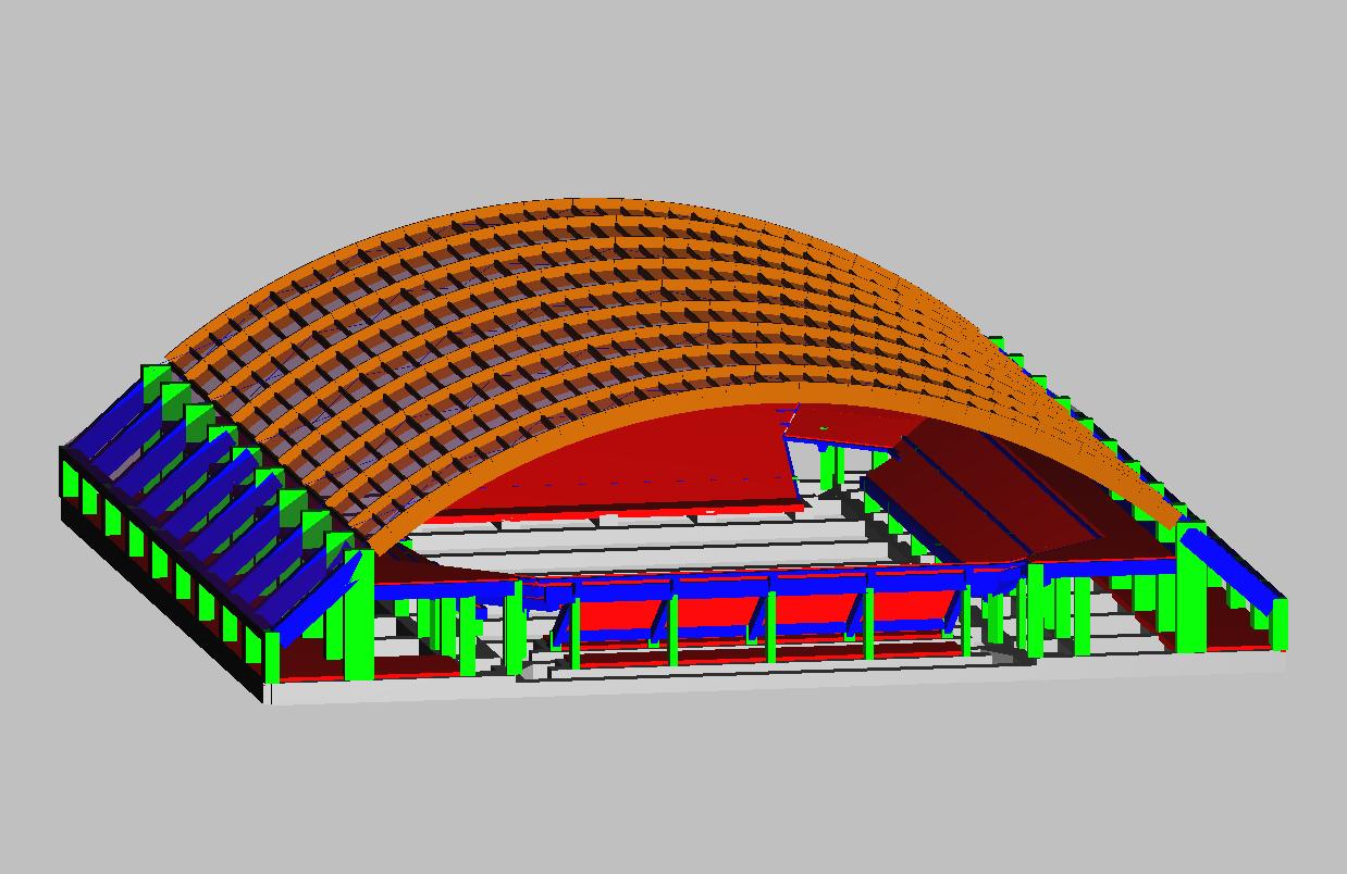 Modello realizzato con IperSpace - fig.10