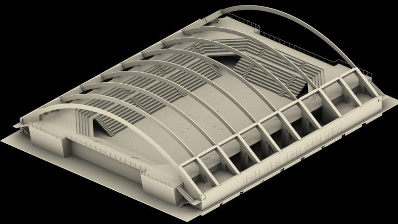 Vista 3D del modello finale - fig.11