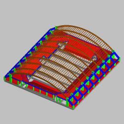 Modello realizzato con IperSpace - fig.9