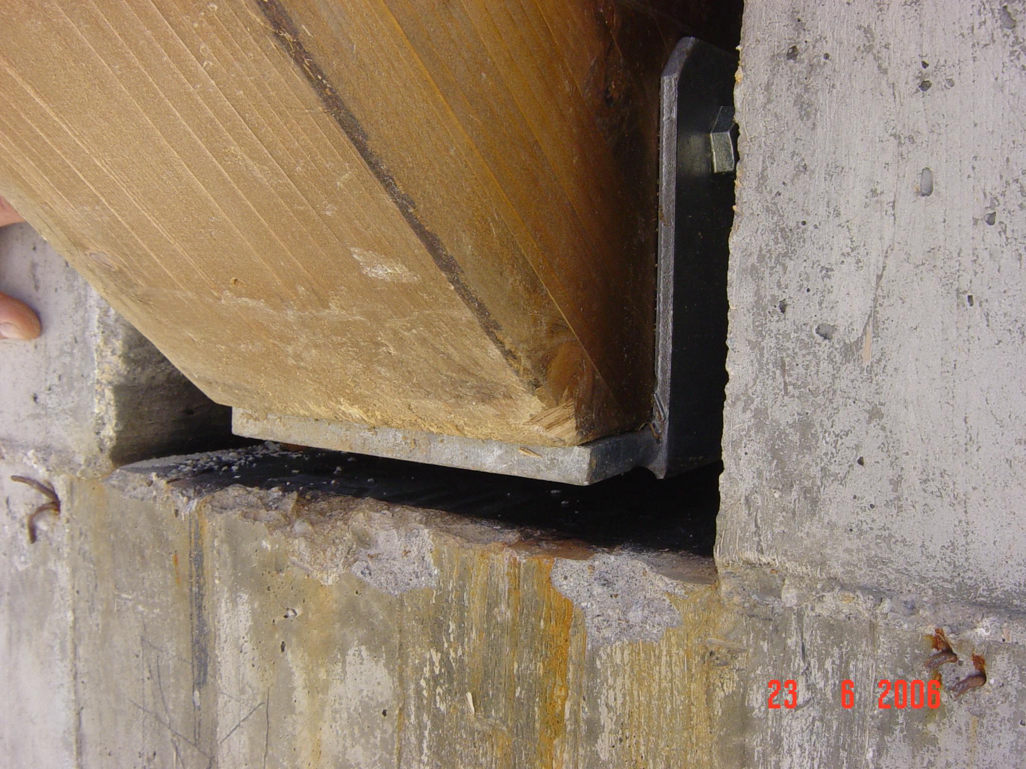 Nodo trave-pilastro del telaio - fig.7