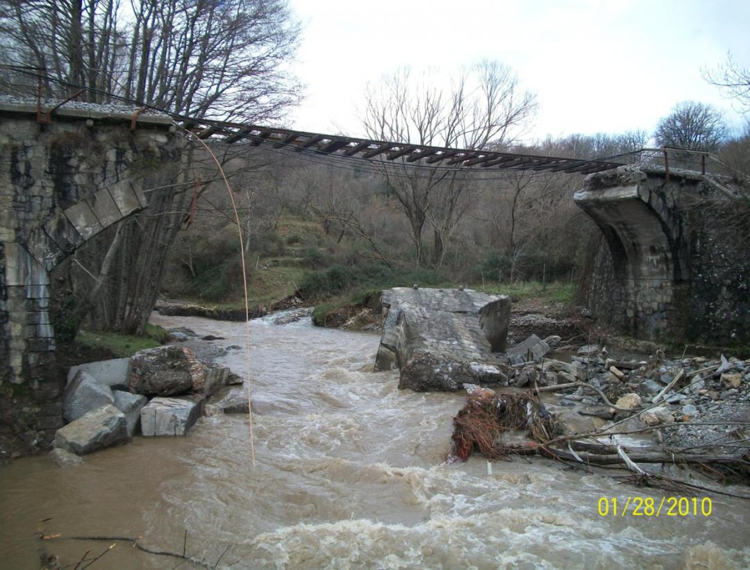 Ponte originario