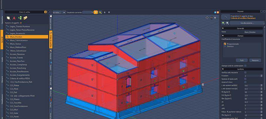 tutorial modellazione muratura