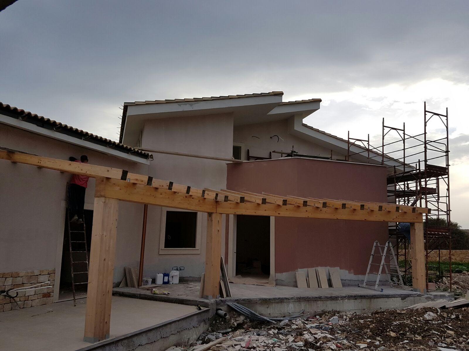 Villa unifamiliare in costruzione - foto 2