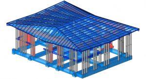 Modello strutturale IperSpace