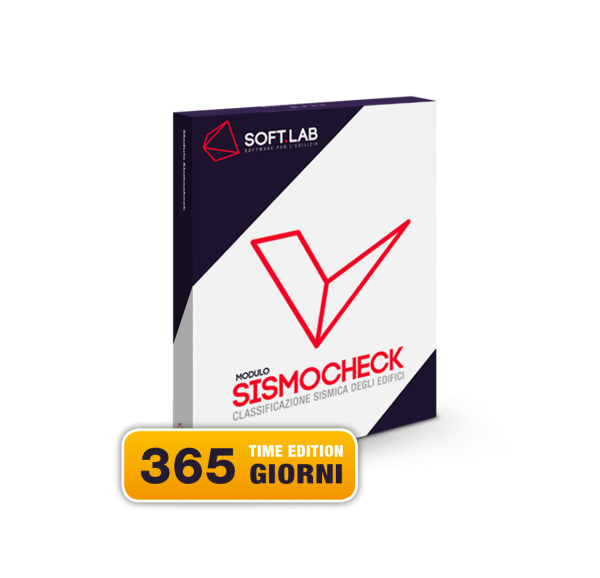 SismoCheck Time Edition 365gg