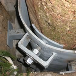 Installazione albero