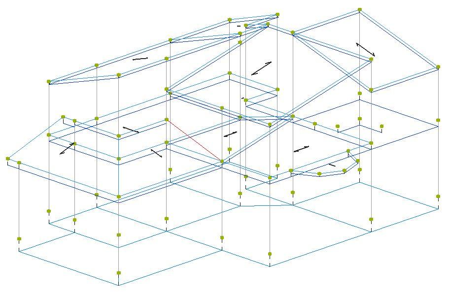 Modello FEM IperSpace
