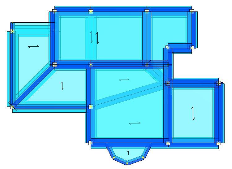 Modello pianta IperSpace