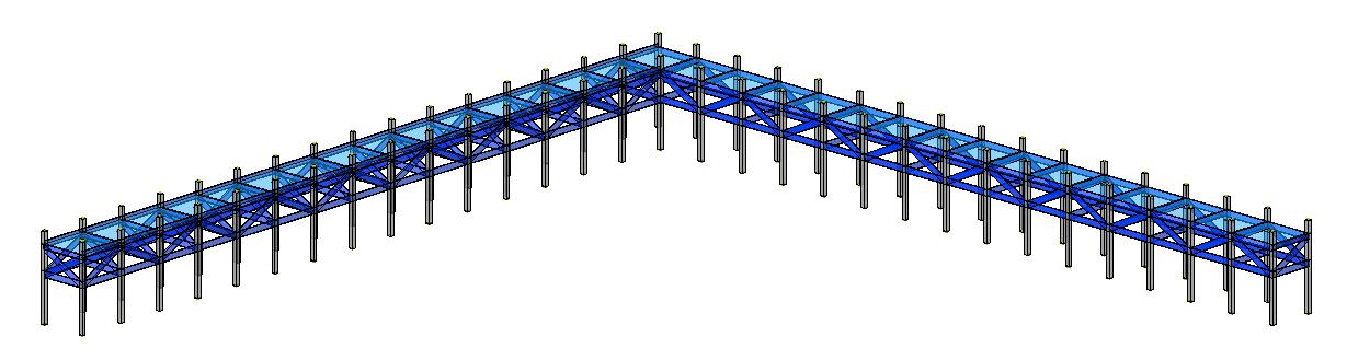 Modello strutturale IperSpace - interno