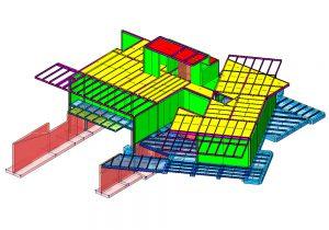 Edificio per civile abitazione