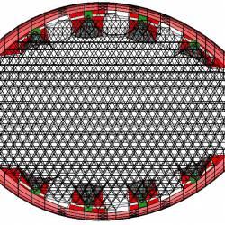 Modello strutturale IperSpace - alto