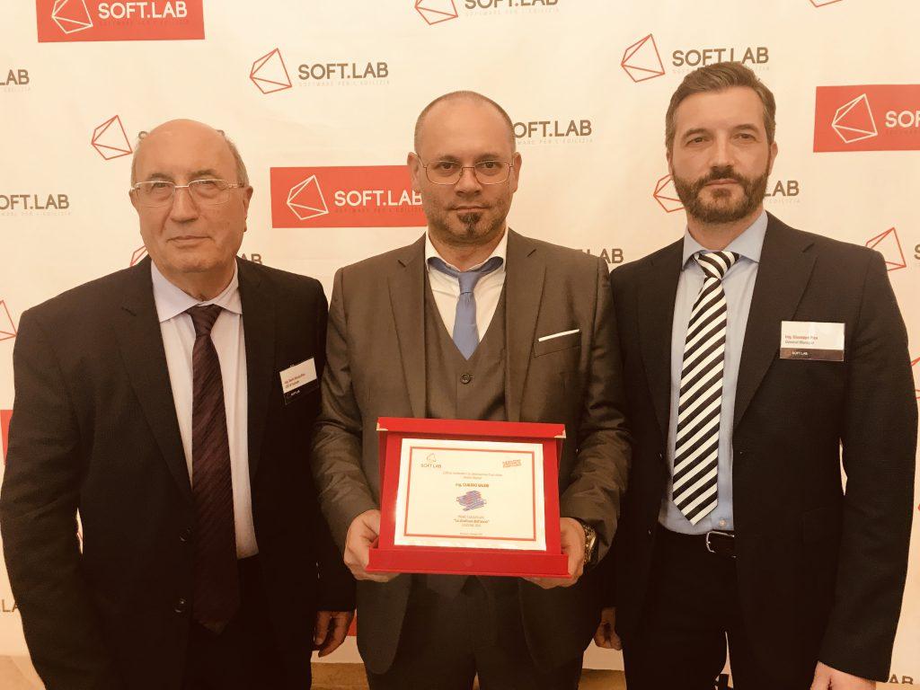 Premiazione Ing. Valeri