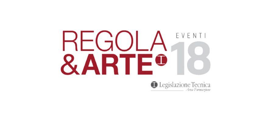 Logo Regola&Arte 2018