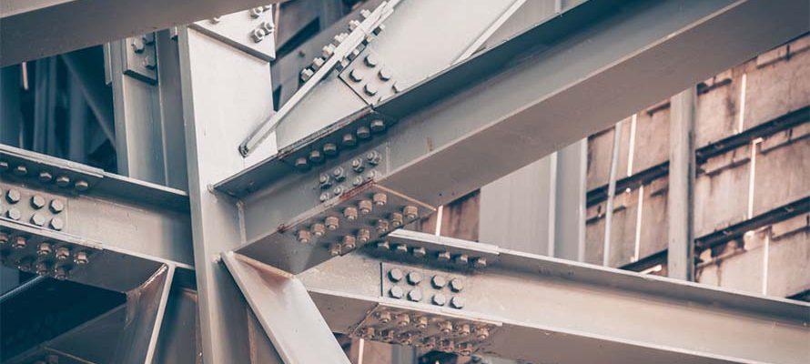 strutture in acciaio intelaiate
