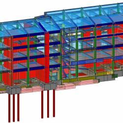 Modello strutturale posteriore - IperSpace