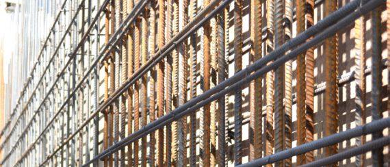 pareti in cemento armato